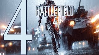 Battlefield 4 ����������� ����� 4 Gameplay Let's play battlefield 4 walkthrough PC No Commentary