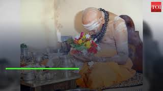 Bharat Ratna: Kumaraswamy bats for Siddaganga seer - TIMESOFINDIACHANNEL