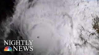 Hurricane Willa Strengthens To Category 5 Storm | NBC Nightly News - NBCNEWS