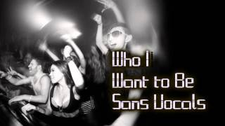 Royalty FreeTechno:Who I Want to Be Sans Vocals