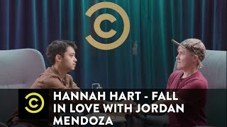 Hannah Hart - Fall in love with Jordan Mendoza - COMEDYCENTRAL