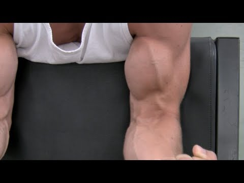 Biceps Workout - 3 Bicep Exercises for Mass