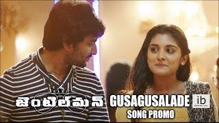 Gentleman Gusagusalade song promo | Nani | Surabhi | Nivetha Thomas - idlebrain.com - IDLEBRAINLIVE
