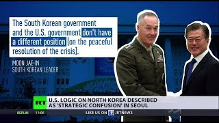 Strategic Crossroads: Seoul calls US logic on North Korea 'strategic confusion' - RUSSIATODAY