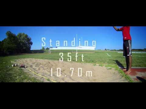 Triple Jump Training - Session 1