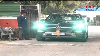 Governor Narasimhan Meets Home Minister Rajnath Singh | CVR News - CVRNEWSOFFICIAL
