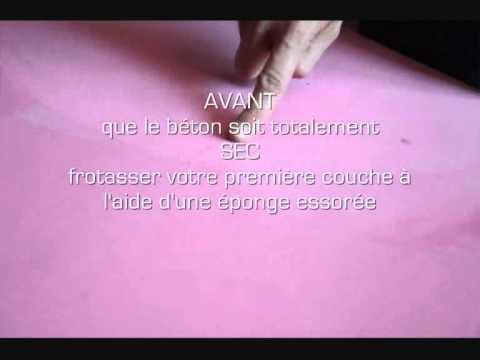 Related video - Magic beton toupret ...