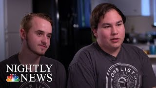 Best Friends' Bucket List Project Grows To Help Others Fighting Cancer | NBC Nightly News - NBCNEWS