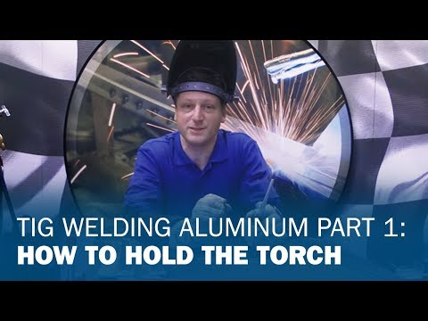 TIG Welding Aluminum Basics 1: Keys to Puddle Control