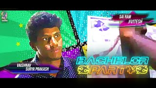 Bachelor Party Trailer Telugu (HD) | New Telugu Short Film 2019 | Directed By Deep Sagar - YOUTUBE