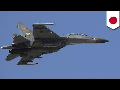 China vs Japan: Chinese SU-27s buzz Japanese YS-11EB, P3-C spy planes near Senkaku Islands