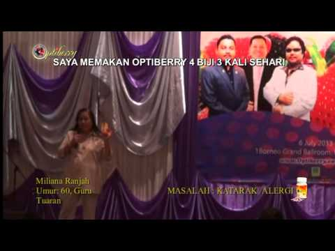 13 Miliana Ranjah Final 2 KK Sabah OptiNight Testimony