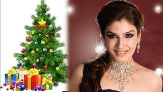 Raveena Tandon celebrates Christmas with zoOm! - EXCLUSIVE
