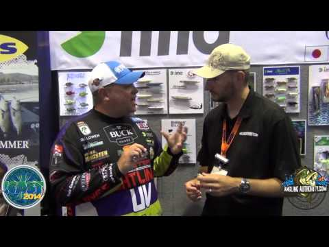 ICAST 2014 Bill Lowen Talks about the Square Bill