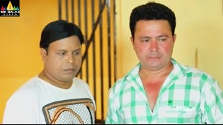 Hyderabadi Pheku Movie Scenes | Mast Ali and Hakem Aziz Jail Scene | Sri Balaji Video - SRIBALAJIMOVIES