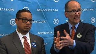 DNC chair Tom Perez's first press conference - CNN