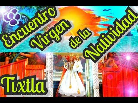 30 de Mayo,  Tixtla Guerrero, Encuentro de la Virgen de la Natividad 2014