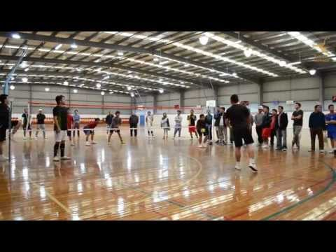 2014 Melbourne Easter Sepak Takraw Competition - Day One