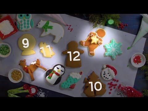 12 Sugar Cookies of Christmas