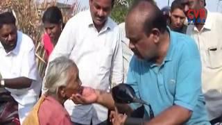 Speaker Madhusudhana Chary Participates In Palle Nidra In Khaseem Palli|Jayashankar Bhupalpally Dist - CVRNEWSOFFICIAL