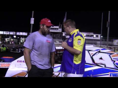 Jacob Sachau Sport Modified Feature winner 07/05/14