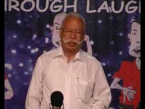 Bsnl-Naga Laughter Sensation. Chief Guest, CM Chang-MP Lok Sabha.avi