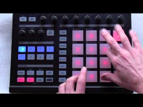Jeremy Ellis Performing on Maschine - Unlike Any Other