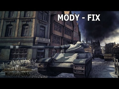 Mody po łatce do 9.3 - World Of Tanks - Test w bitwie