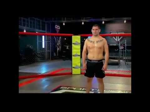 UFC Champ Cain Velasquez on Sports Science