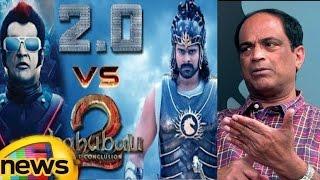 Kethireddy Jagadishwar Reddy Sensational Comments Bahubali 2 Collections With Robo 2 | Mango News - MANGONEWS