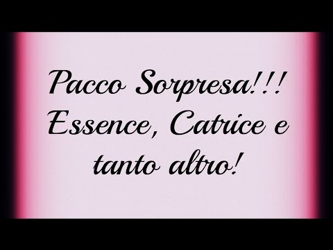 Haul Essence e Catrice 2014/2015