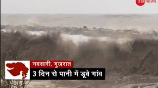 Deshhit: Heavy rainfall causes flooding in nation - ZEENEWS