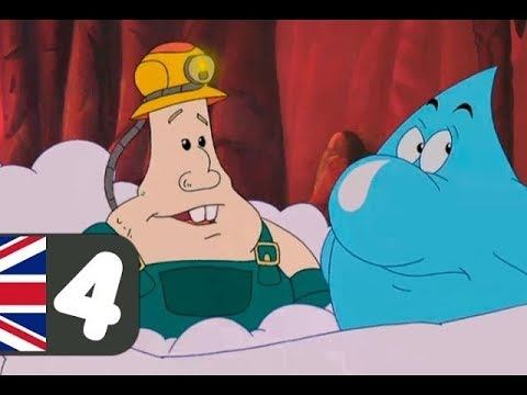 Raindrop - The builder - Kids educational cartoon about water