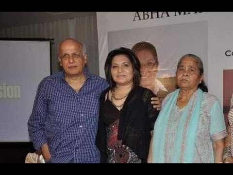 Mahesh Bhatt At A Book Launch