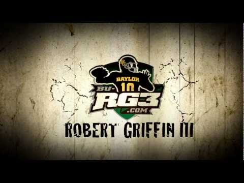 Baylor Football: Robert Griffin III Highlight Reel