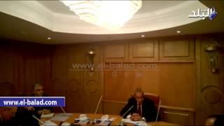 بالفيديو والصور.. محافظ قنا يبحث مع مكتب استشاري عالمي تنمية 'المثلث الذهبي'