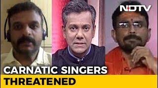 Is Carnatic Music Being Communalised? - NDTV