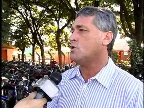 DETRAN REALIZA LEILÃO DE MOTOS NO PARQUE DE EXPOSIÇÃO
