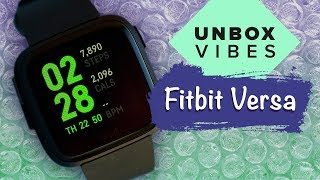 Fitbit Versa Special Edition unboxing - CNETTV