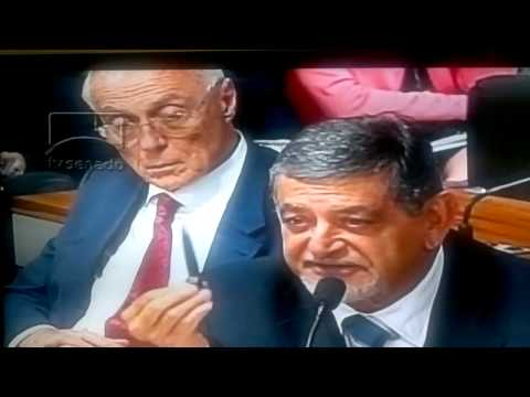 suplicy dormindo no senado