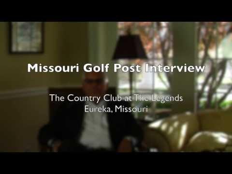 Missouri Golf Network | Country Club at the Legends Interview