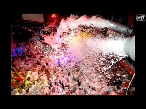Fiesta De la Espuma Discoteca Amnesia Ibiza