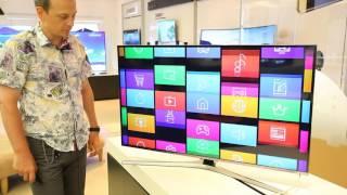 Samsung UE49KU6470 unboxing review by Hi-Fi.ru