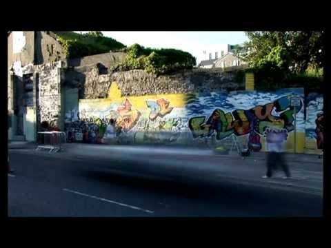 Galway Graffiti: What's De Craic Galway
