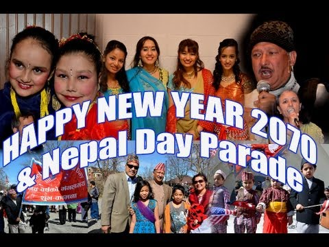 NEW YEAR 2070 and Nepal Day Parade Colorado USA