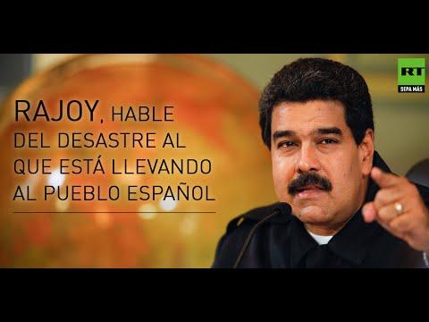Maduro ordena revisar las relaciones de Venezuela con España