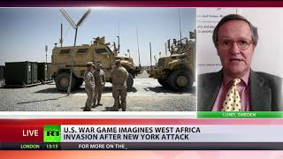 Simulated Reality: US war game imagines West Africa invasion after NY attack - RUSSIATODAY