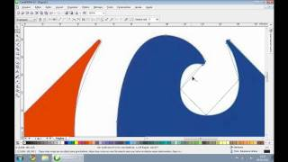 Vetorizando o logotipo do Carrefour com Corel Draw