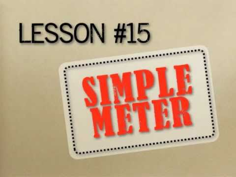 How to Read Music - Lesson 15 - Simple Meter