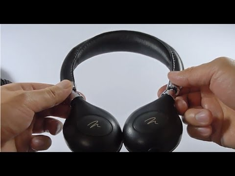 MartinLogan Mikros 90 On-Ear Headphones Unboxing
